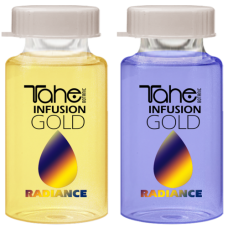 TAHE INFUSION Radiance 2x10ml – Терапия за руса коса в 2-фази