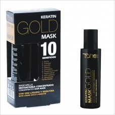 Keratin Gold Mask - Концентрирана маска за коса с течно злато и кератин